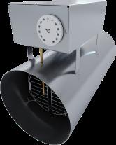 Elektrický ohřívač EPO-V, EPO-PTC